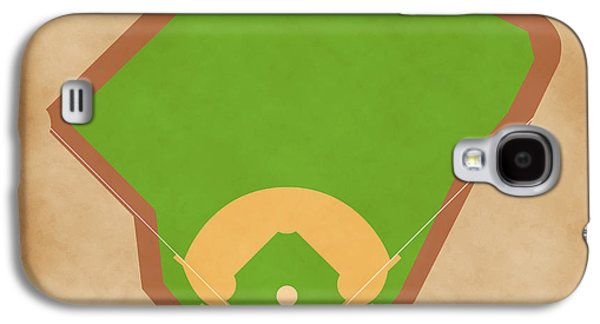 Red Sox Field Galaxy S4 Case