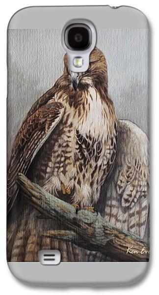 Red Tail Hawk Galaxy S4 Case