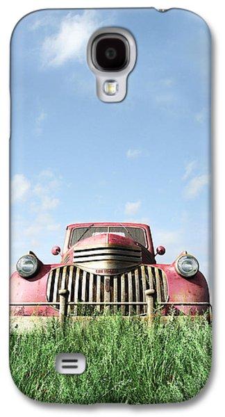 Red Truck Galaxy S4 Case