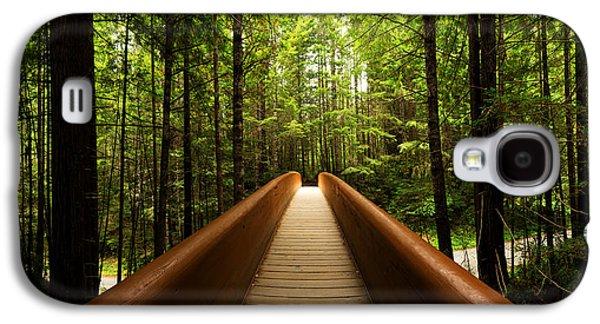Redwood Bridge Galaxy S4 Case by Chad Dutson