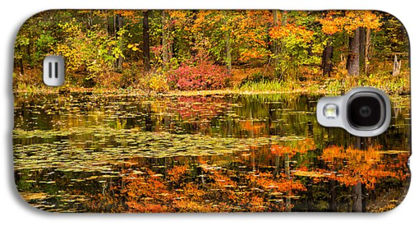 Reflecting Colors Galaxy S4 Case by Karol Livote