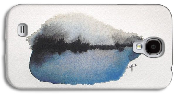 Reflection In The Lake Galaxy S4 Case