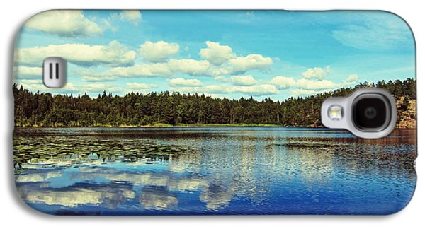 Reflections Of Nature Galaxy S4 Case by Nicklas Gustafsson