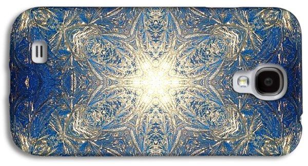 Reflective Ice I Galaxy S4 Case