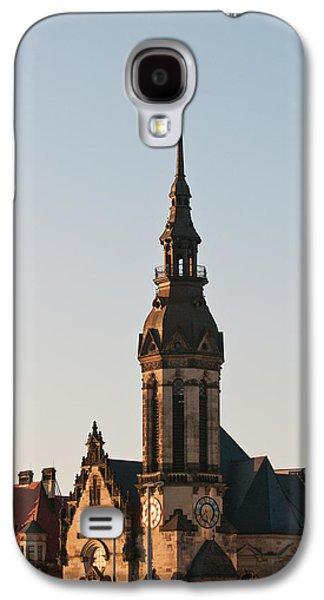 Reformed Church (evanglisch Reformierte Galaxy S4 Case by Michael Defreitas
