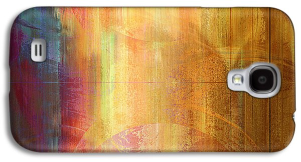 Reigning Light - Abstract Art Galaxy S4 Case