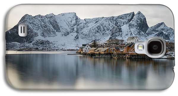 Reine And Sakrisoy Villages Galaxy S4 Case