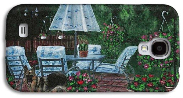 Relaxing Place Galaxy S4 Case by Anastasiya Malakhova