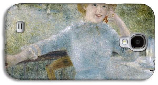 Renior Woman Seated, 1879 Galaxy S4 Case
