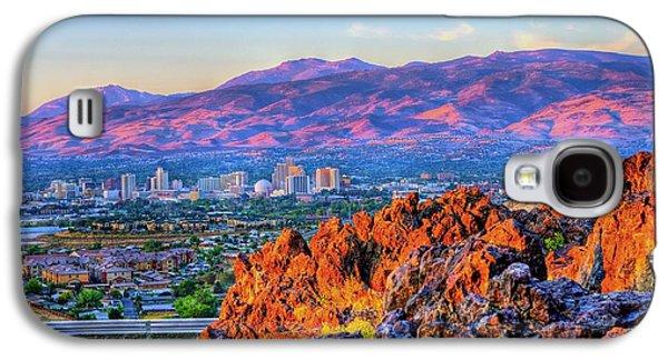 Reno Nevada Sunrise Galaxy S4 Case
