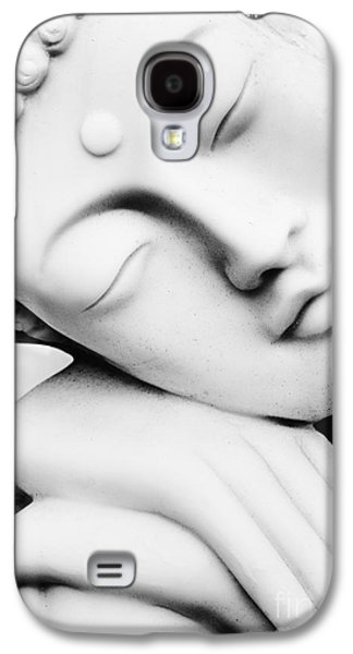 Restful Buddha Galaxy S4 Case by Tim Gainey