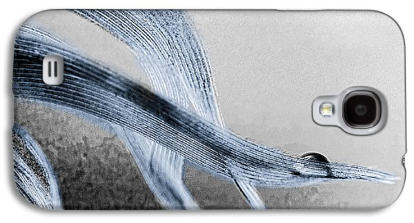 Resting On A Feather Galaxy S4 Case by Bob Orsillo