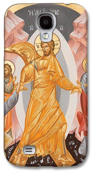Resurrection Of Christ Galaxy S4 Case by Julia Bridget Hayes