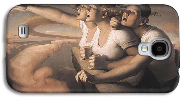 Return Of The Sun Galaxy S4 Case by Odd Nerdrum