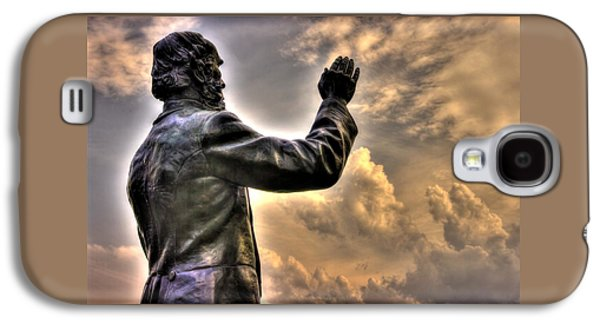 Rev. Father William E. Corby C S C - Blessing The Troops Of The 88th New York Infantry Irish Brigade Galaxy S4 Case by Michael Mazaika