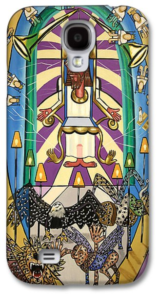 Revelation Chapter 4 Galaxy S4 Case by Anthony Falbo