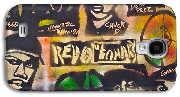Revolutionary Hip Hop Galaxy S4 Case