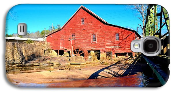 Rex Mill On Big Cotton Indian Creek Galaxy S4 Case by James Potts