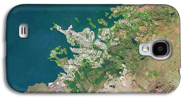 Reykjavik Galaxy S4 Case by Planetobserver
