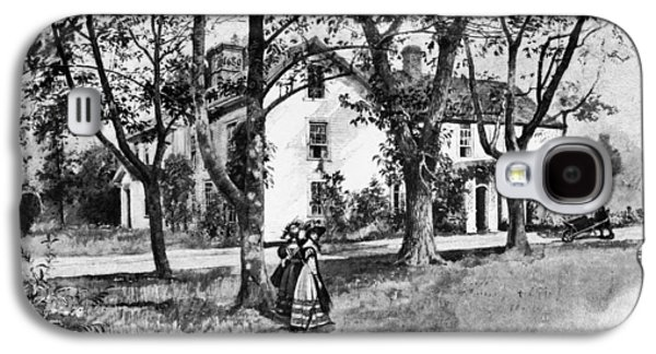 Rhode Island Greene House Galaxy S4 Case by Granger