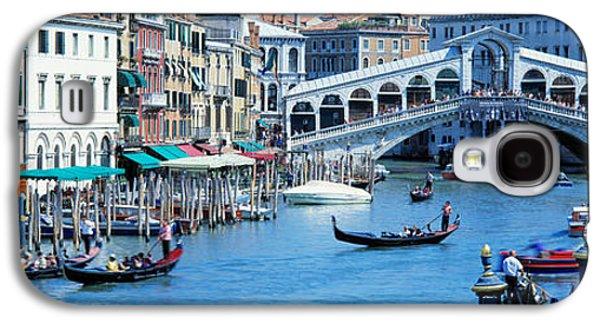 Rialto Bridge & Grand Canal Venice Italy Galaxy S4 Case