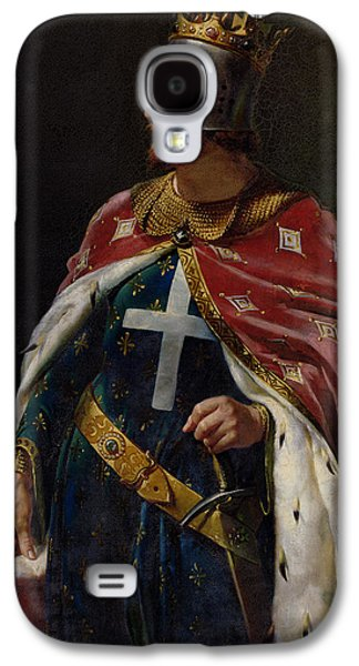 Richard I The Lionheart Galaxy S4 Case by Merry Joseph Blondel