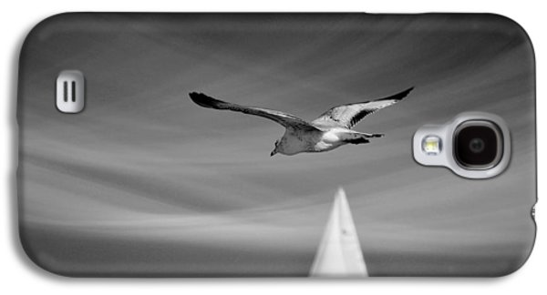 Ride The Wind Galaxy S4 Case by Laura Fasulo