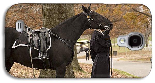 Riderless Horse Galaxy S4 Case