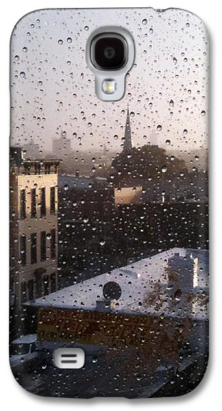Ridgewood Wet With Rain Galaxy S4 Case