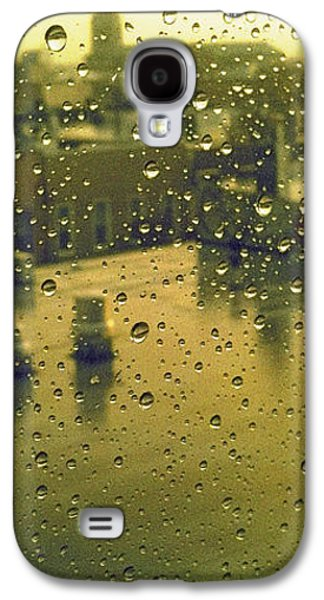 Ridgewood Wet With Rain St Matthias Roman Catholic Church Galaxy S4 Case