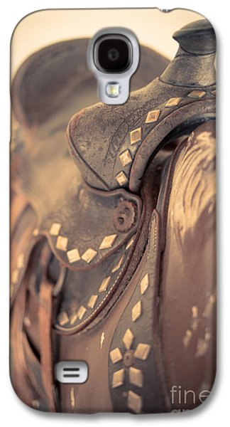 Riding The Saddle Again Galaxy S4 Case