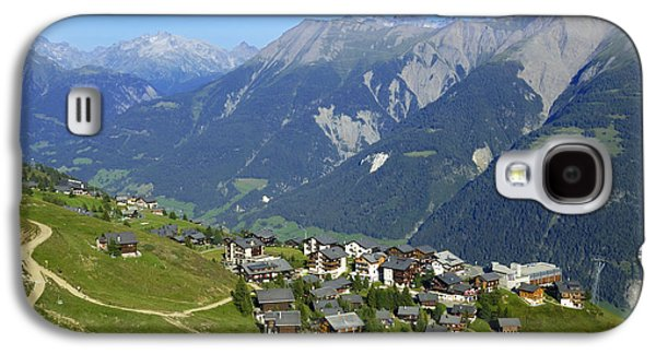 Riederalp Valais Swiss Alps Switzerland Galaxy S4 Case