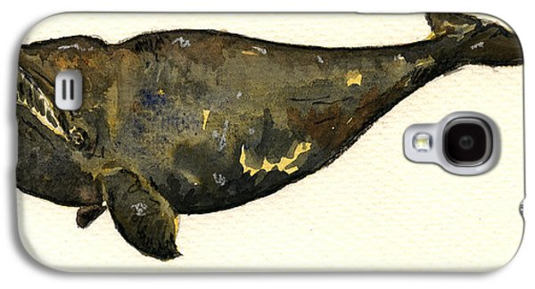 Right Whale Galaxy S4 Case