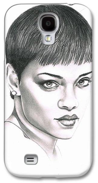 Rihanna Galaxy S4 Case by Murphy Elliott
