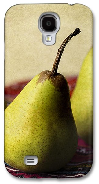 Ripe And Ready Galaxy S4 Case by Linda Lees