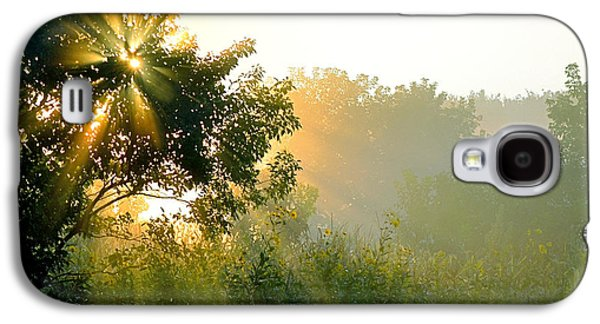 Rise And Shine Galaxy S4 Case by Sue Stefanowicz