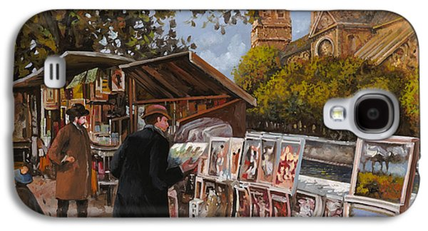 Rive Gouche Galaxy S4 Case by Guido Borelli