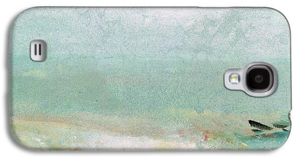 Abstract Galaxy S4 Case - River Bank by Joseph Mallord William Turner