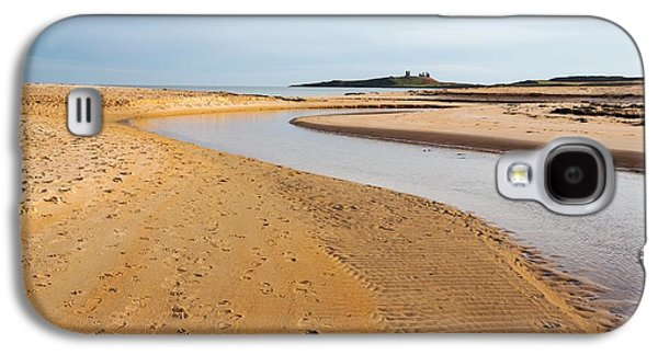 River Entering The North Sea Galaxy S4 Case by Ashley Cooper