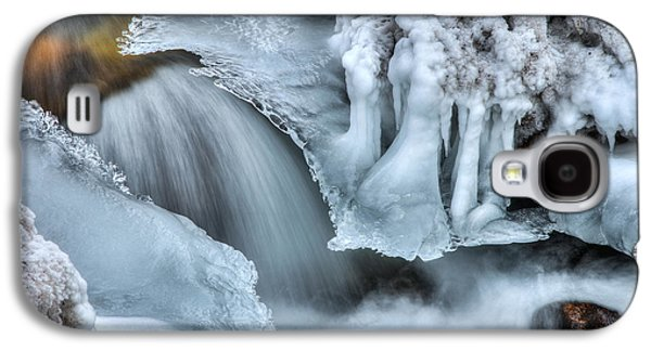River Ice Galaxy S4 Case by Chad Dutson