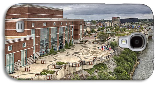 Riverpark Center And Smothers Park Owensboro Ky Galaxy S4 Case