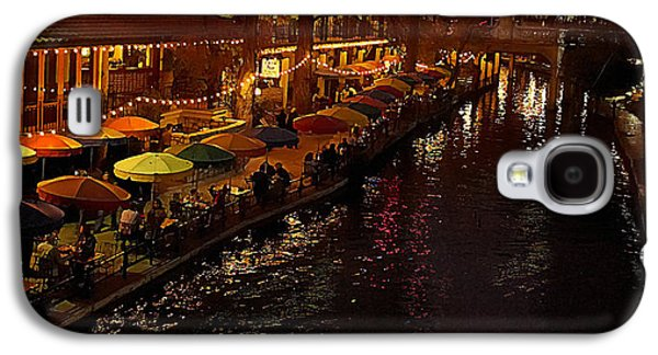 Riverwalk Night Galaxy S4 Case