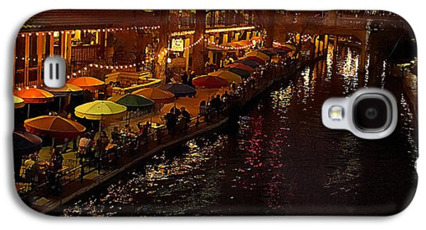 Riverwalk Night Galaxy S4 Case
