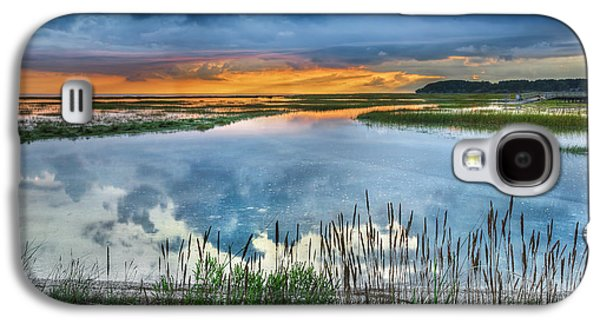 Road To Lieutenant Island Galaxy S4 Case by Bill Wakeley
