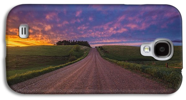 Road To Nowhere El Galaxy S4 Case by Aaron J Groen