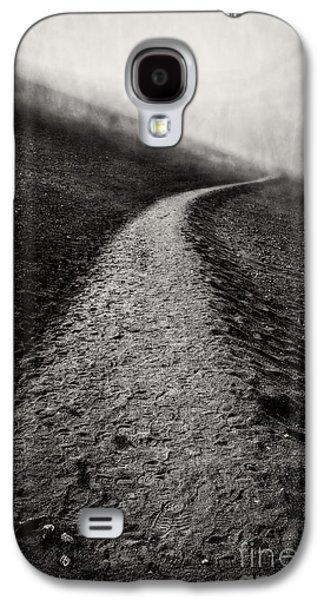 Road To Nowhere Haleakala National Park Maui Hawaii Galaxy S4 Case
