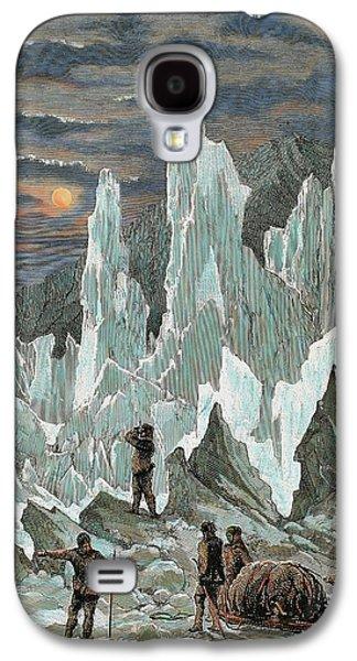 Roald Engebrecht Amundsen (borge, 1872 Galaxy S4 Case