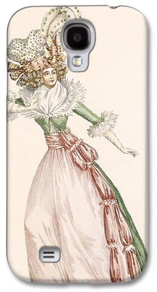 Robe De La Czarine, Plate From Galeries Galaxy S4 Case by Jean Florent Defraine