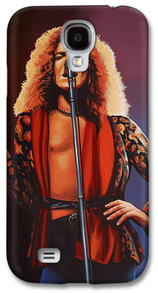 Robert Plant 2 Galaxy S4 Case