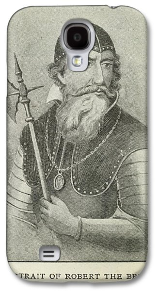 Robert The Bruce Galaxy S4 Case by British Library